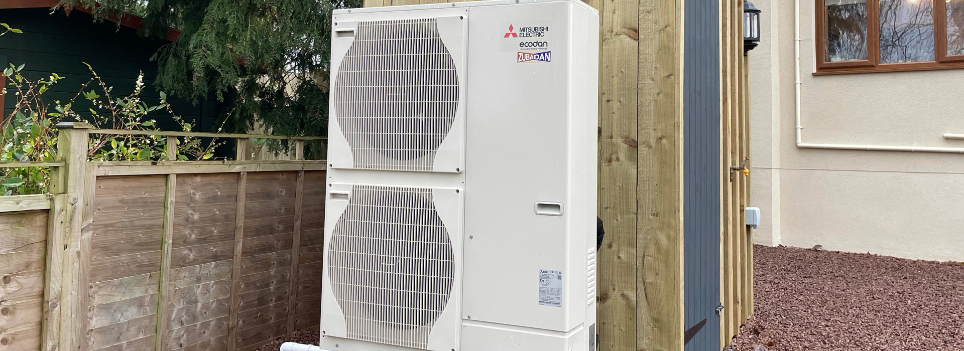 air source heat pump green energy systems